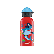 UNDERWATER PIRATES 400ML KIDS WATER BOTTLE