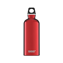 TRAVELLER RED 600ML WATER BOTTLE