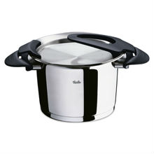 INTENSA BLACK STEW POT 16CM 1.9LTR