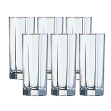 OCTIME 6PC 280ML HIGHBALL GLASS SET