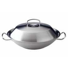 ORIGINAL-PROFI COLLECTION 35CM WOK WITH STAINLESS STEEL LID