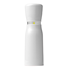 PUSH/PULL NOSH PEPPER GRINDER - COCONUT