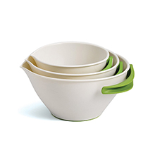 SLEEKSTOR POP + POUR MIXING BOWL SET