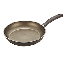 28CM IH GOLD DIE CAST FRYING PAN