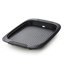IH DIAMOND KOREA BBQ GRILL PAN