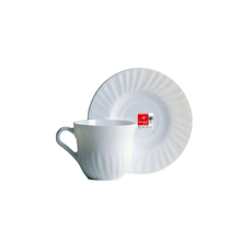 12PC 22CL CUP AND SAUCER SET