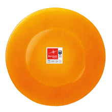 INCA CHARGER PLATE - ORANGE