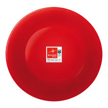 INCA CHARGER PLATE - RED