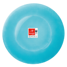 INCA CHARGER PLATE - SKY BLUE