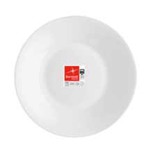 WHITE MOON - 23CM SOUP PLATE
