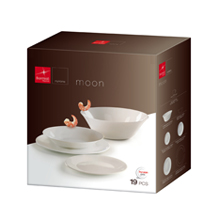 MOON 19PC 6-PERSONS DINNER SET