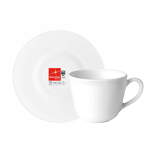 WHITE MOON - 12PC 22CL CUP AND SAUCER SET
