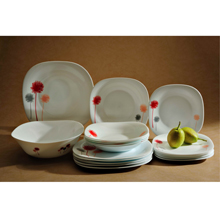 DANDELION 19PC 6-PERSONS DINNER SET