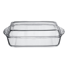 2.8LT RECTANGULAR CASSEROLE + COVER