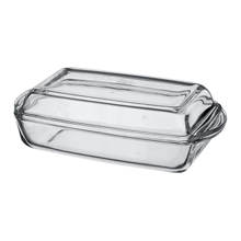1.5LT RECTANGULAR CASSEROLE + COVER