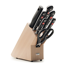 CLASSIC 8-PC KNIFE BLOCK SET