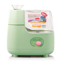 AROMATIC WARM MIST HUMIDIFIER