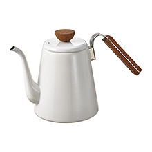 V60 ENAMEL COFFEE DRIP KETTLE