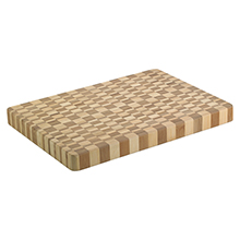 GINGHAM - RECTANGULAR BAMBOO CHOPPING BOARD