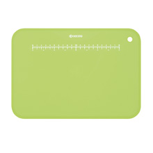 CUTTING BOARD WITH STAND (GREEN)