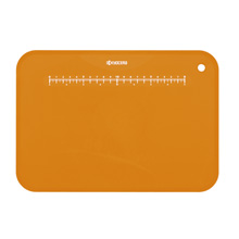 CUTTING BOARD WITH STAND (ORANGE)