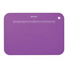 CUTTING BOARD WITH STAND (PURPLE)