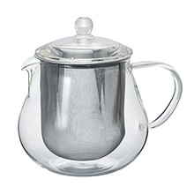 450ML LEAF TEA POT