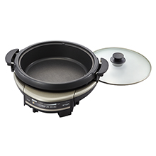 ELECTRIC STEAMBOAT / TEPPANYAKI PAN