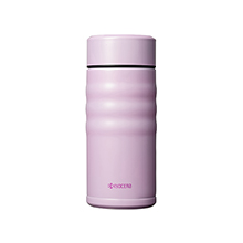 350ML CERAMIC COATED CERABRID MUG - ROSE PINK