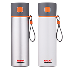 500ML ANTI-BAC DOUBLE STAINLESS STEEL MUG