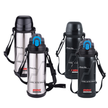 800ML DOUBLE STAINLESS STEEL VACUUMISED SPORTS BOTTLE