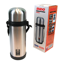 1L DOUBLE  STAINLESS STEEL VACUUM BOTTLE
