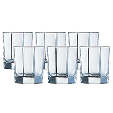 OCTIME 6PC 300ML OLD FASHIONED GLASS SET