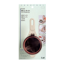 TEA STRAINER SET