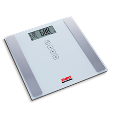 "DIGITAL HIGH PRECISION BODY FAT ANAYSIS ""TOUCH-SCREEN"" SCALE"