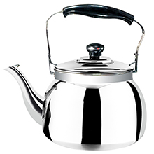 5.5LT STAILESS STEEL WHISTLING KETTLE