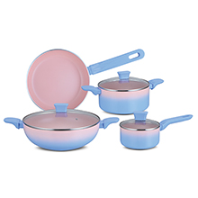 7PC NON-STICK COOKWARE SET