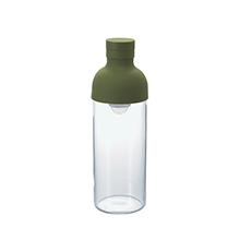 300ML FILTER IN BOTTLE GREEN