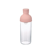 300ML FILTER IN BOTTLE OFF, PALE PINK
