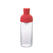 300ML FILTER IN BOTTLE RED