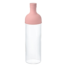 750ML FILTER IN BOTTLE PALE PINK