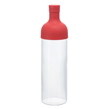 750ML FILTER IN BOTTLE RED