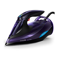 3000W AZUR ADVANCED STEAM IRON WITH OPTIMAL TEMP TECHNOGY