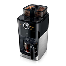 GRIND & BREW COFFEE MAKER 10 CUPS