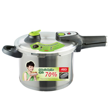 7LT 18/10 FULL STAINLESS STEEL PRESSURE COOKER