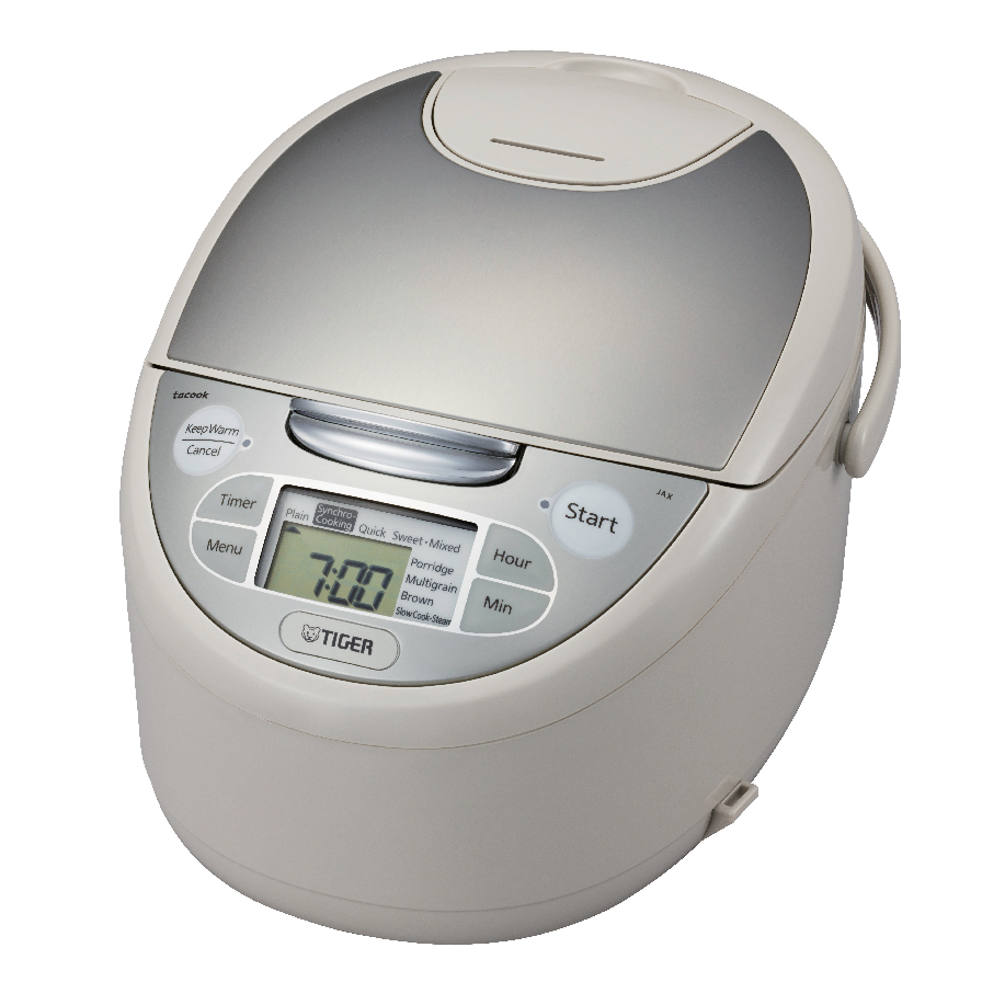 "1.8L ""TACOOK"" MICROCOMPUTER CONTROLLED RICE COOKER"