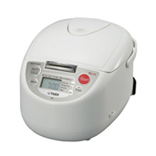 1L 3-IN-1 MICROCOMPUTER CONTROLLED RICE COOKER