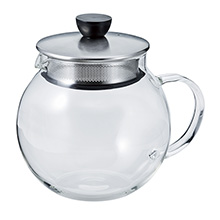 600ML JUMPING LEAF TEA POT