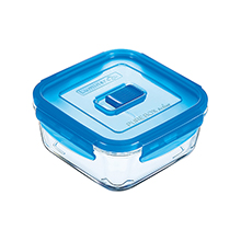 PURE BOX ACTIVE 380ML SQUARE CONTAINER