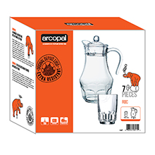 ROC 7PC WATER SET